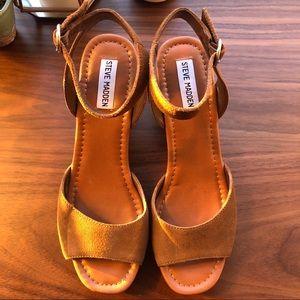 steve madden lonnie heeled sandal